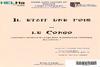 PRIM HIST 2011 RIC_Il était une fois ...le Congo, comment remettre le Congo dans le patrimoine historique des enfants-Riche, Pierre-François_NB-35414 - URL
